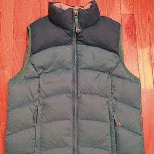 Goose Down Puffer Vest from LL Bean